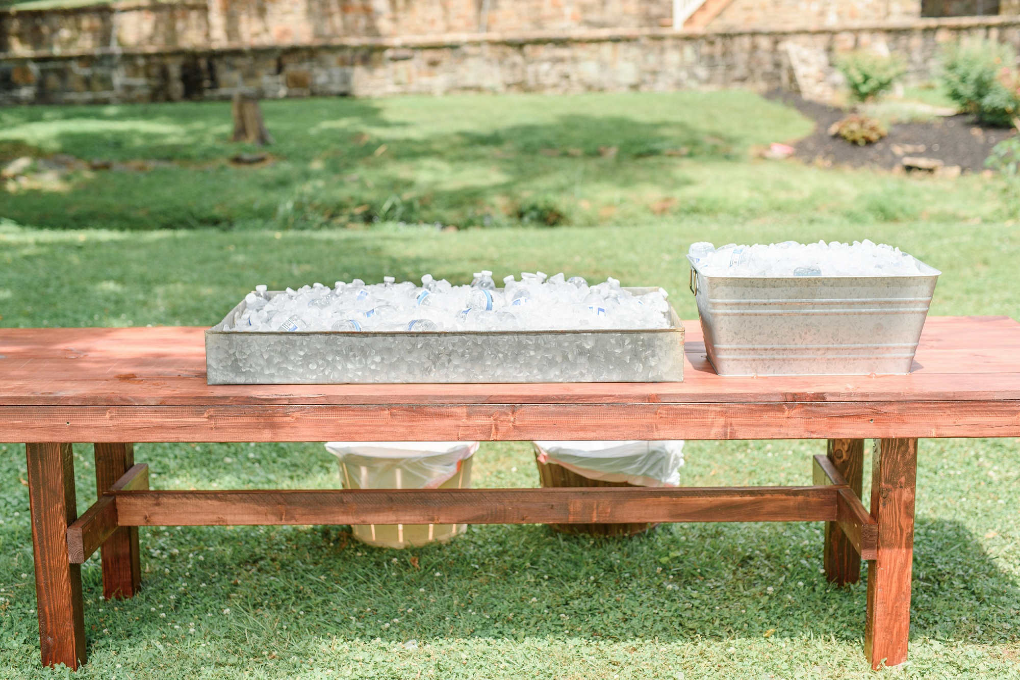 Farmhouse Table Rentals for Weddings Showers or Any Special Occasion